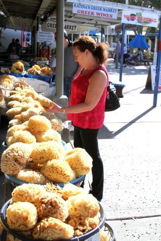 Tarpon Springs Sponge Market